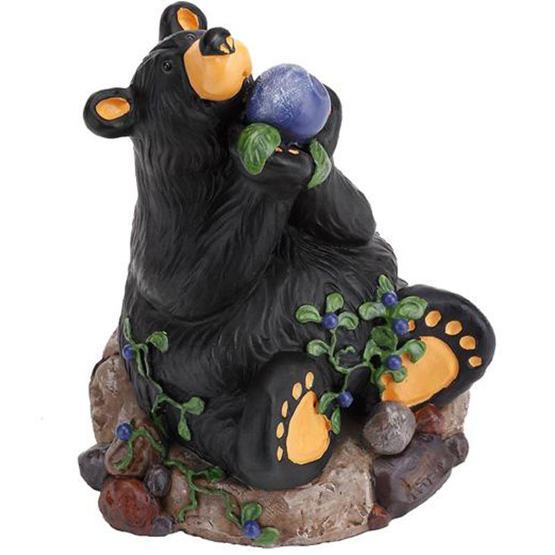 Berry Heaven Bear Figurine