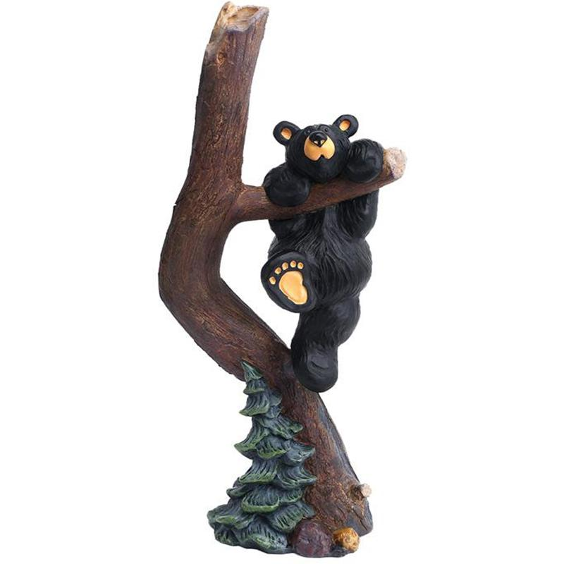 Hang In There 2 Bear Figurine