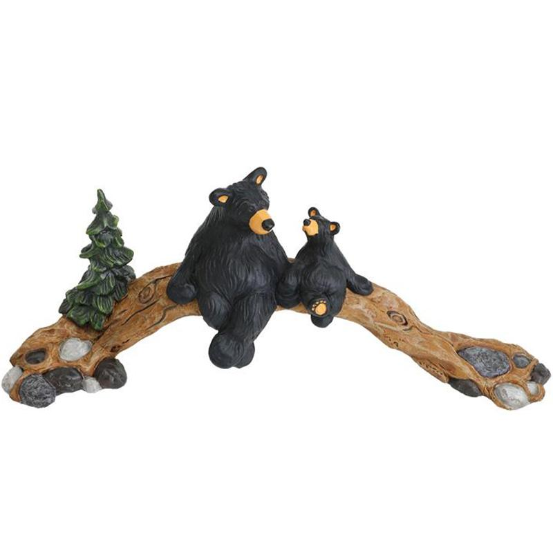 The Bridge Bears Figurine