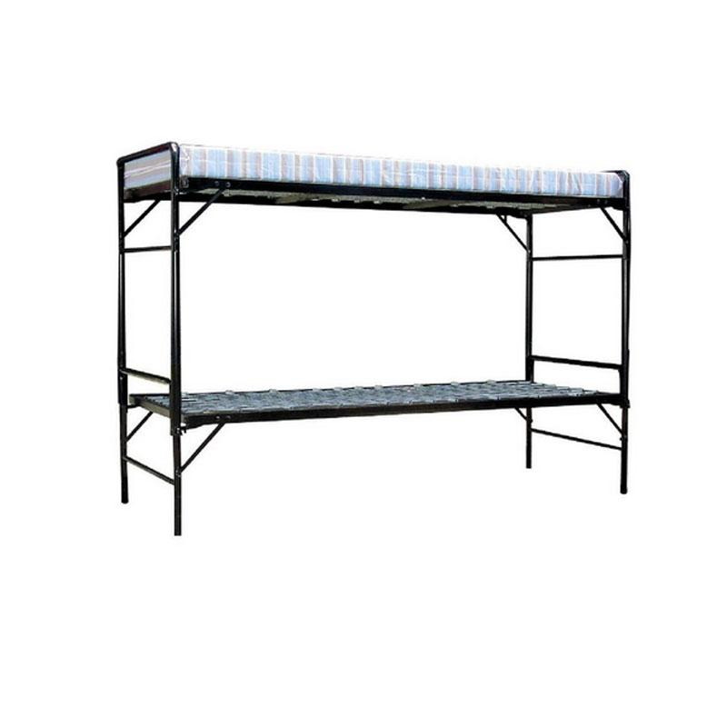 Military Bunk Bed With Mattress