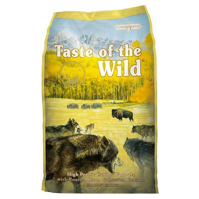 High Prairie Grain-Free Dry Dog Food