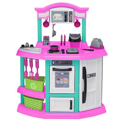 Kid's Toys Cozy Comfort Kitchen Playset