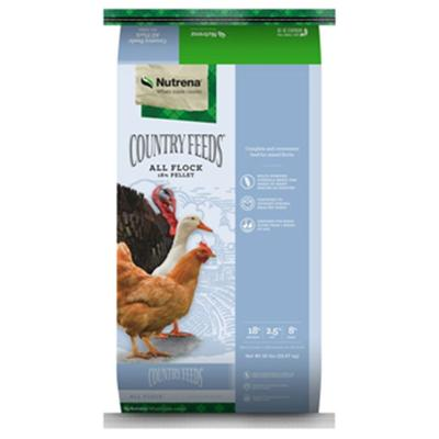 Country Feeds All Flock Feed - 50 lb