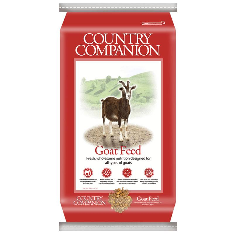 17 % Textured Goat Feed