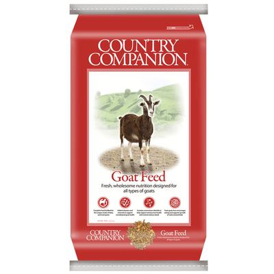 17% Textured Goat Feed - 50lb Bag