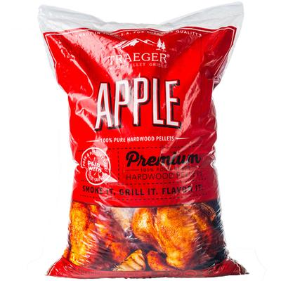 Apple BBQ Wood Pellets - 20lb
