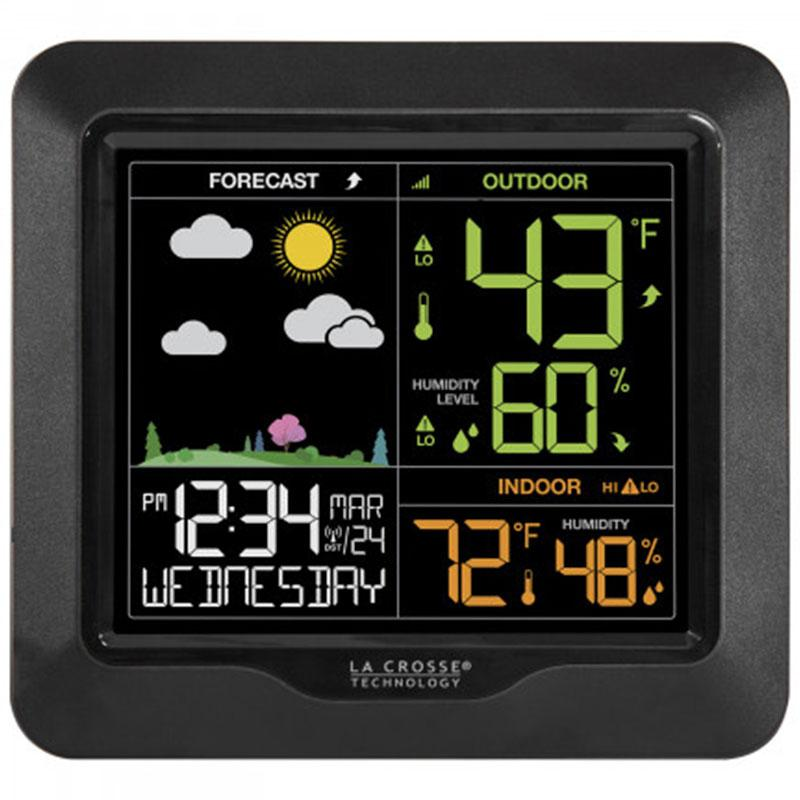 Wireless Color Weather Station - S85814