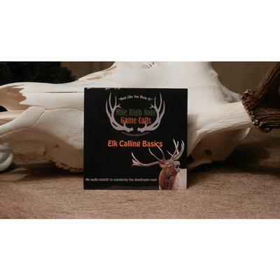 Elk Calling Basics CD
