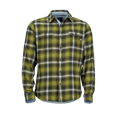 Men's Jasper Midweight Long Sleeve Flannel Shirt