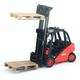 Fork Lift With Pallet