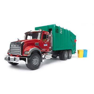 Granite Garbage Truck