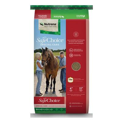 SafeChoice Special Care Horse Feed - 50 lb