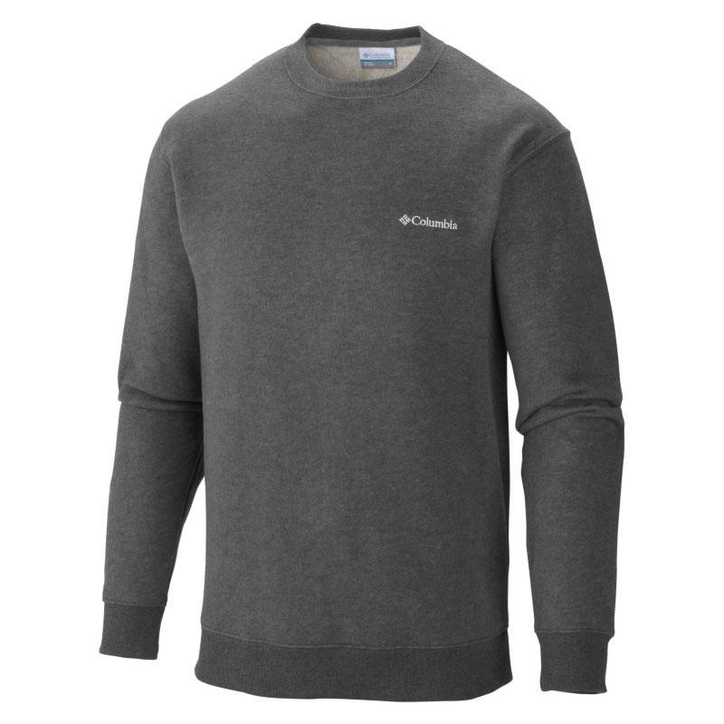 Mens Hart Mountain Ii Crew Fleece Sweatshirt