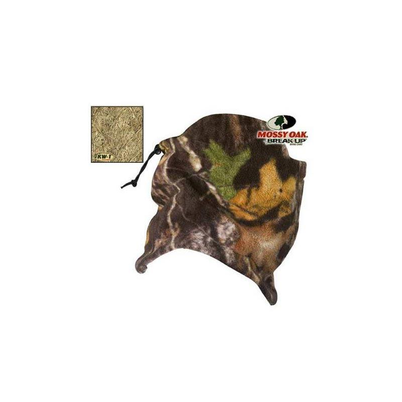 Fleece Neck Gaiter Kw- 1 Camo