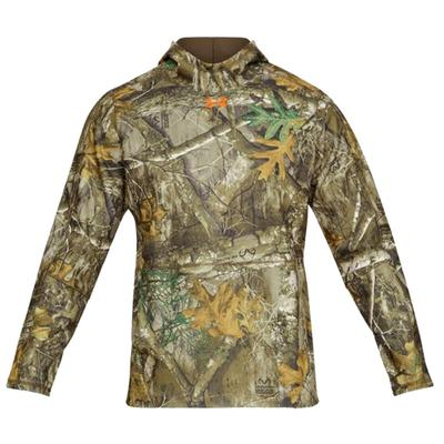 Men's Zephyr Fleece Camo Popover