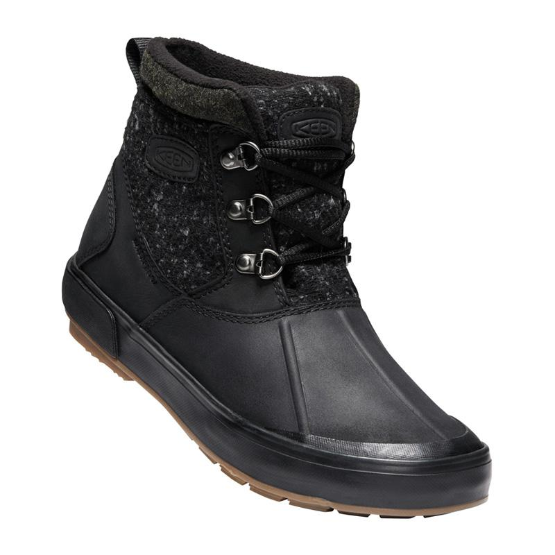 Womens Elsa Ii Ankle Wool Waterproof Boot