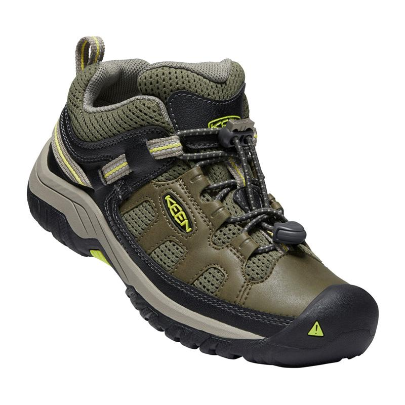 Big Kids ' Targhee Hiking Shoe