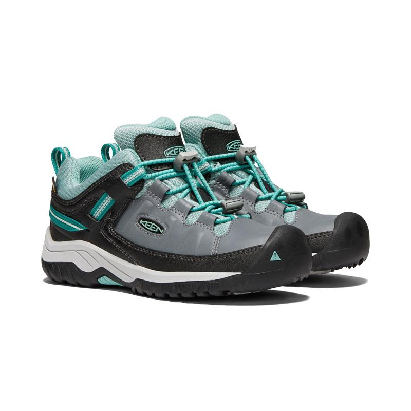 Big Kids ' Targhee Waterproof Shoe