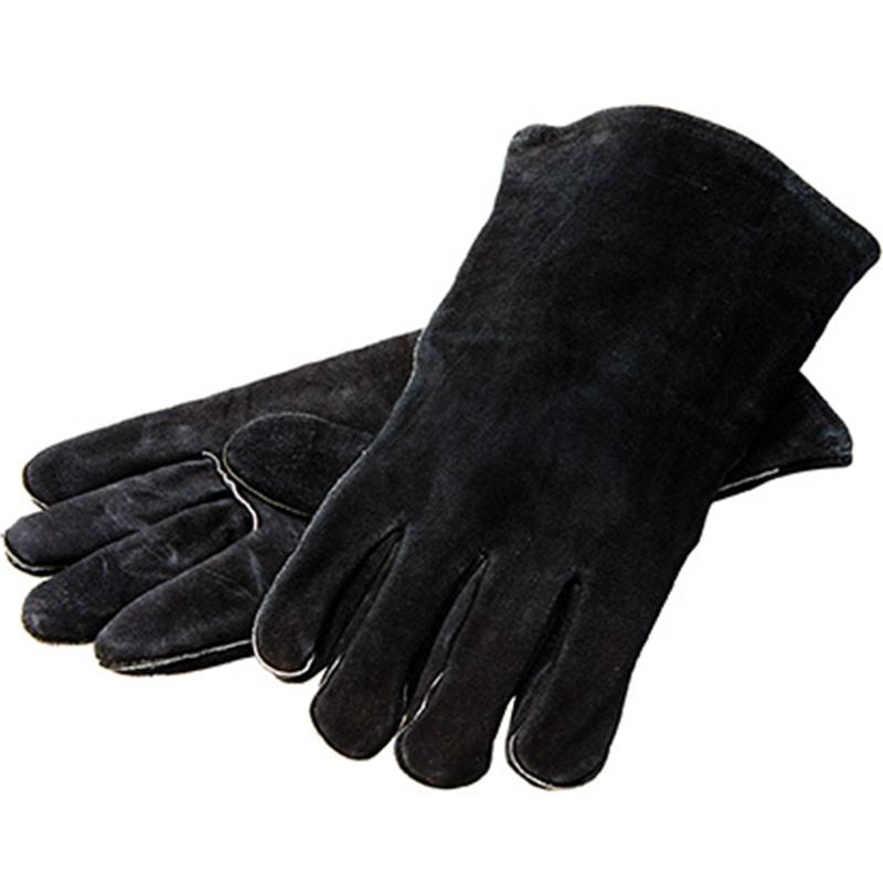 Camp Dutch Oven Leather Gloves