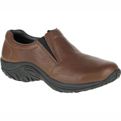 Men's Jungle Moc Leather Shoe - Wide
