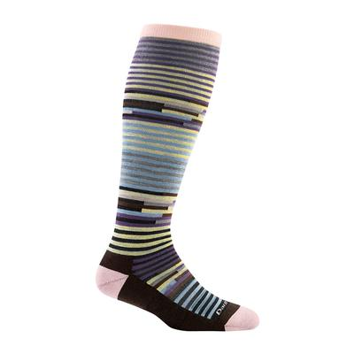 Womens Pixie Knee High Light Cushion Sock