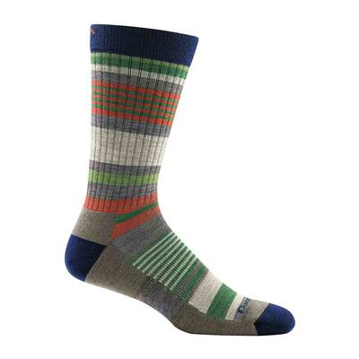 Unstandard Stripe Crew Light Sock