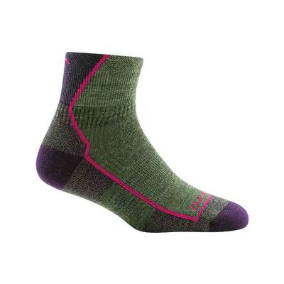 Women's Hiker 1/4 Sock Cushion