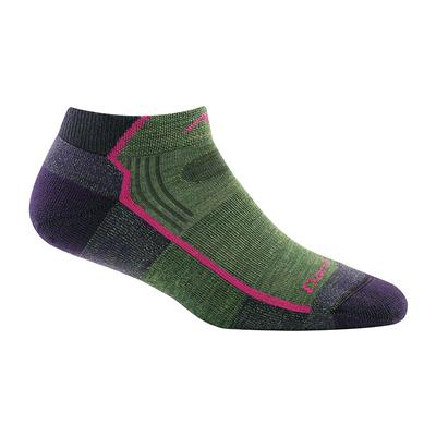 Womens Hiker No Show Light Cushion Sock