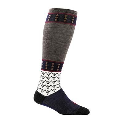 Womens Diamonds Knee High Light Sock