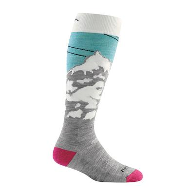 Womens Yeti Over- The- Calf Light Sock