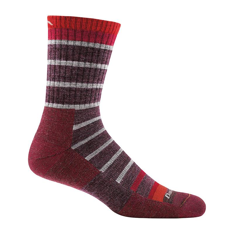 Men's Via Ferrata Micro Crew Cushion Sock