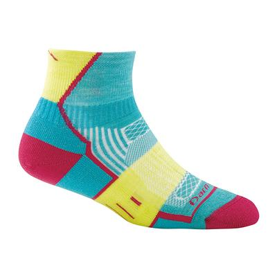 Womens Bpm 1/4 Light Cushion Sock