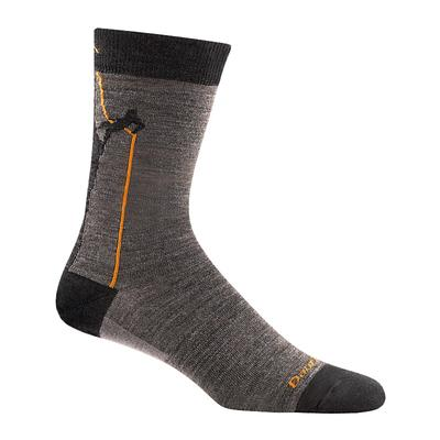 Mens Climber Guy Crew Light Sock