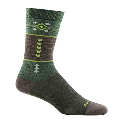 Mens Retro Crew Light Sock