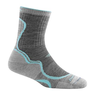 Womens Light Hiker Micro Crew Light Cushion Sock