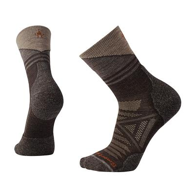 Men's Phd ® Outdoor Light Pattern Mid Crew Socks