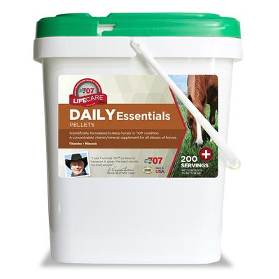 FORMULA 707 DAILY ESSENTIALS 25LB