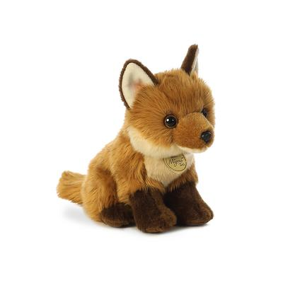 Miyoni Plush Fox Kit
