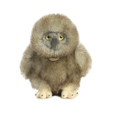 Miyoni Plush Great Horned Baby Owl