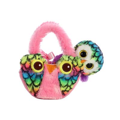 FP PET CARRIER OWL YOU NEED IS LOVE PINK