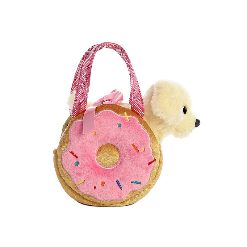 Fp Pet Carrier Yummy Donut Puppy