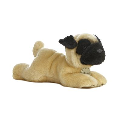 MIYONI PUG STUFFED ANIMAL