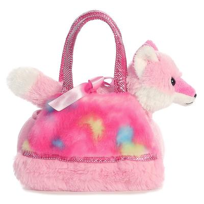 FANCY PALS PET CARRIER TYE DYE PINK