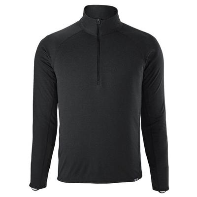 Mens Capilene Midweight Zip-Neck