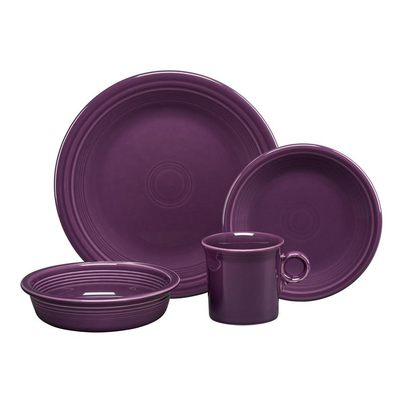 4pc Place Setting