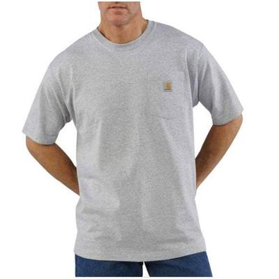 Carhartt | Mens | Workwear | Pocket | T Shirt
