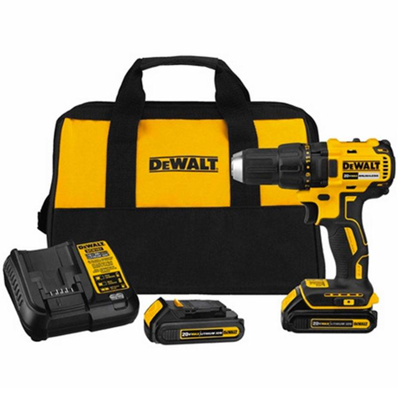 20v Max * Compact Brushless Drill/Driver