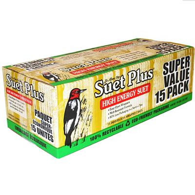 Suet Plus High Energy Super Value
