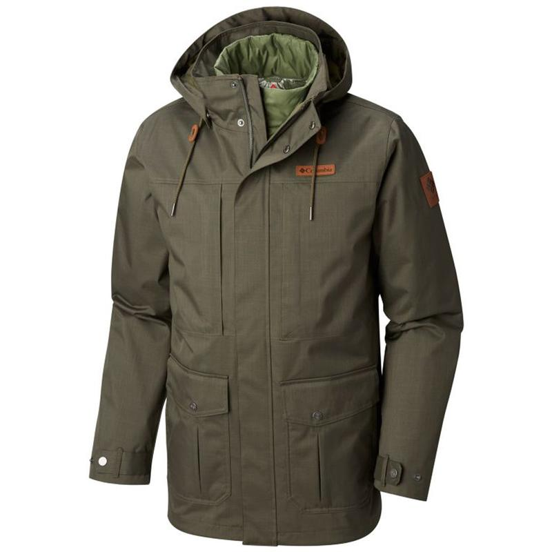Men ' S Horizons Pine ™ Interchange Jacket