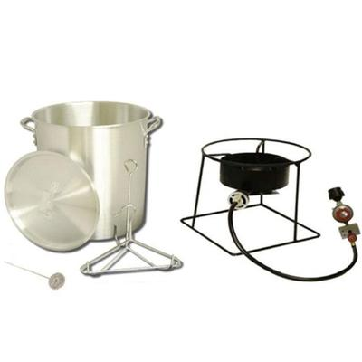 King Kooker 29 Qt Turkey Fryer Package